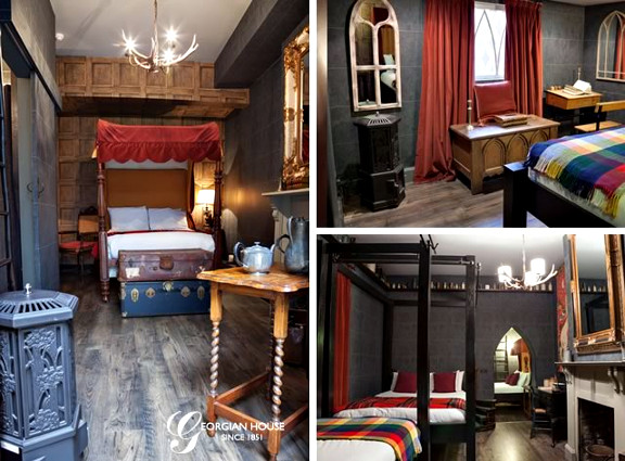 Harry Potter Tour Package at the Georgian House   Georgian House Hotel London