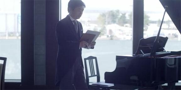 「結婚式でお父さんがピアノを弾く」の画像検索結果