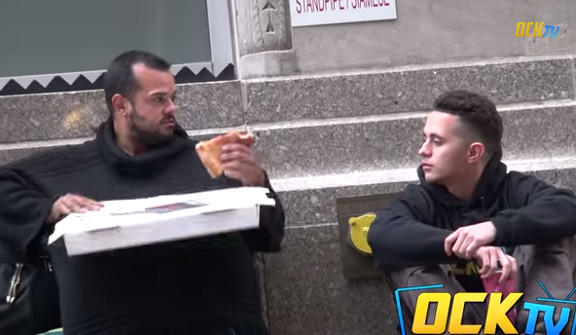 Asking Strangers For Food!  Social Experiment  - YouTube (3)