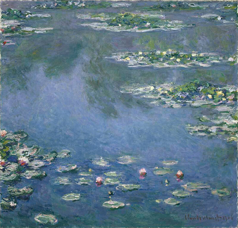 Claude_Monet_-_Water_Lilies_-_1906,_Ryerson (1)