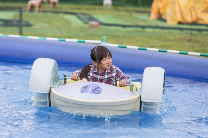 【乗り物】ちびっこボート