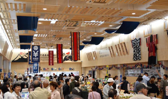 地元特産の野菜やジェラートが絶品♪秋田県で一番新しい『道の駅うご』が楽しい!