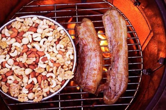 ベーコンスモークドナッツ